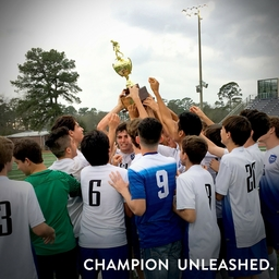 Knights Three-Peat With 2018 SPC Soccer Championship Win!