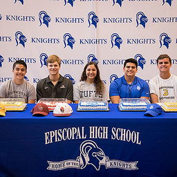 Sports News:  Seniors Sign and JV Baseball Rules!