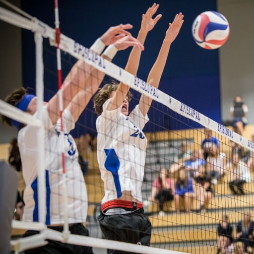 Boys Volleyball Sweeps Kinkaid