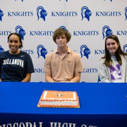 Three Knights Sign NCAA Letters of Intent