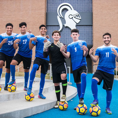 Varsity Boys Soccer Defeats Nation's Top-Ranked Team