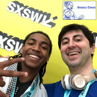 Amiri Scrutchin Wins Top Honor at SXSW