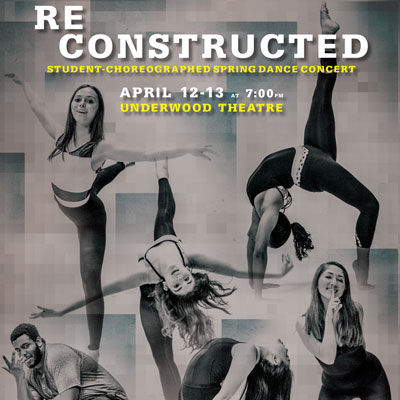 """Reconstructed"" - 2019 Student-Choreographed Spring Dance Concert"
