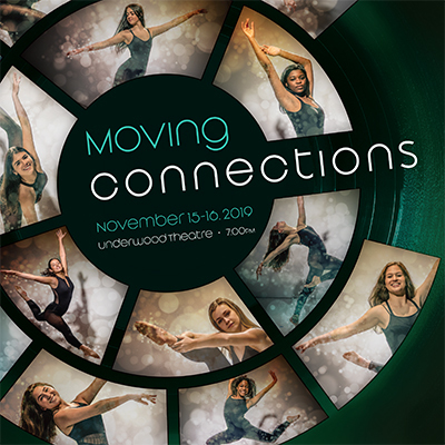 "Dance Concert ""Moving Connections"" Hits Underwood Theatre"