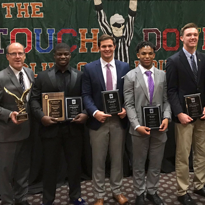 EHS Coaches & Players Honored