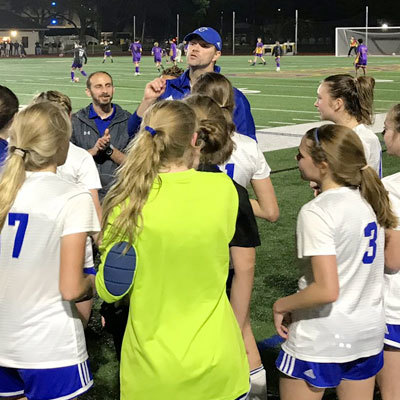 Girls Soccer Remains Unbeaten in SPC Play