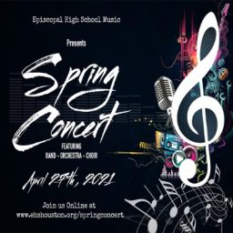 Tune in to Spring Concert on April 27
